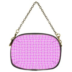 Series In Pink D Chain Purses (one Side)  by MoreColorsinLife