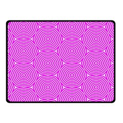 Series In Pink E Fleece Blanket (small) by MoreColorsinLife