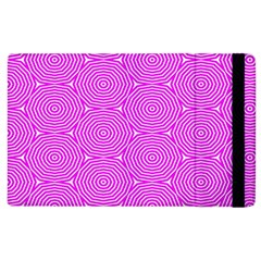 Series In Pink E Apple Ipad 2 Flip Case by MoreColorsinLife
