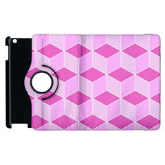 Series In Pink F Apple Ipad 3/4 Flip 360 Case by MoreColorsinLife