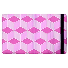 Series In Pink F Apple Ipad Pro 12 9   Flip Case by MoreColorsinLife