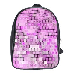 Series In Pink G School Bag (xl) by MoreColorsinLife