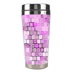 Series In Pink G Stainless Steel Travel Tumblers by MoreColorsinLife