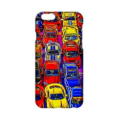 Colorful Toy Racing Cars Apple Iphone 6/6s Hardshell Case by FunnyCow