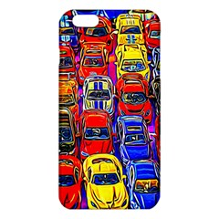 Colorful Toy Racing Cars Iphone 6 Plus/6s Plus Tpu Case by FunnyCow