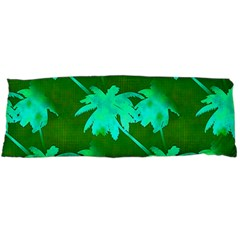 Palm Trees Island Jungle Body Pillow Case (dakimakura) by CrypticFragmentsColors