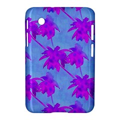 Palm Trees Caribbean Evening Samsung Galaxy Tab 2 (7 ) P3100 Hardshell Case  by CrypticFragmentsColors