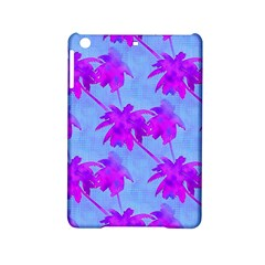 Palm Trees Caribbean Evening Ipad Mini 2 Hardshell Cases by CrypticFragmentsColors