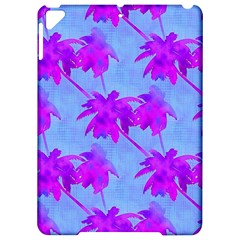 Palm Trees Caribbean Evening Apple Ipad Pro 9 7   Hardshell Case by CrypticFragmentsColors