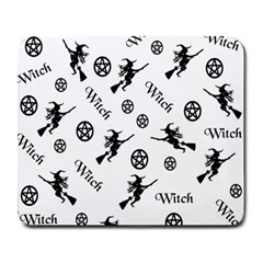 Witches And Pentacles Large Mousepads by IIPhotographyAndDesigns