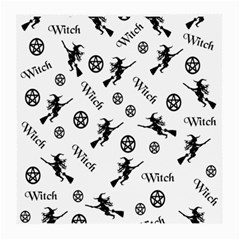 Witches And Pentacles Medium Glasses Cloth (2 Side) by IIPhotographyAndDesigns
