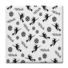 Witches And Pentacles Face Towel by IIPhotographyAndDesigns