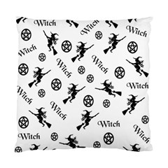 Witches And Pentacles Standard Cushion Case (one Side) by IIPhotographyAndDesigns