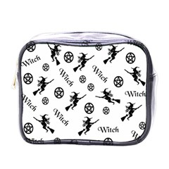 Witches And Pentacles Mini Toiletries Bags by IIPhotographyAndDesigns