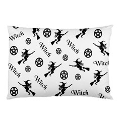 Witches And Pentacles Pillow Case (two Sides) by IIPhotographyAndDesigns