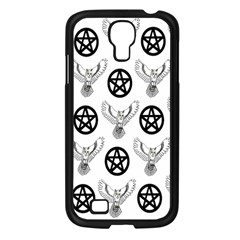 Owls And Pentacles Samsung Galaxy S4 I9500/ I9505 Case (black) by IIPhotographyAndDesigns