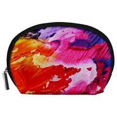 Red Purple Paint                                     Accessory Pouch