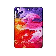 Red Purple Paint                               Apple Ipad Air Hardshell Case