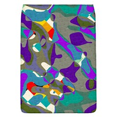 Blue Purple Shapes                                Samsung Galaxy Grand Duos I9082 Hardshell Case by LalyLauraFLM