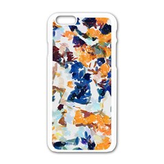Paint On A White Background                                 Motorola Moto E Hardshell Case by LalyLauraFLM
