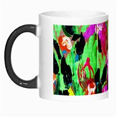 Spring Ornaments 2 Morph Mugs by bestdesignintheworld