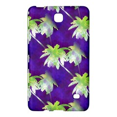 Palm Trees Hot Summer Nights Samsung Galaxy Tab 4 (8 ) Hardshell Case  by CrypticFragmentsColors