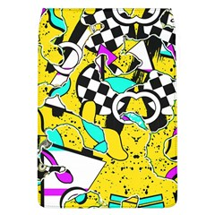 Shapes On A Yellow Background                                   Samsung Galaxy Grand Duos I9082 Hardshell Case by LalyLauraFLM