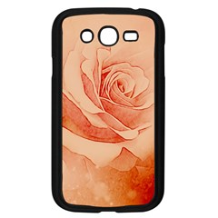 Wonderful Rose In Soft Colors Samsung Galaxy Grand Duos I9082 Case (black) by FantasyWorld7
