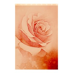 Wonderful Rose In Soft Colors Shower Curtain 48  X 72  (small)  by FantasyWorld7