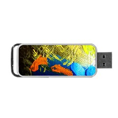 I Wonder 3 Portable Usb Flash (one Side) by bestdesignintheworld