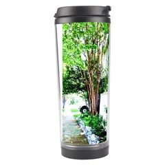 Hot Day In Dallas 40 Travel Tumbler by bestdesignintheworld