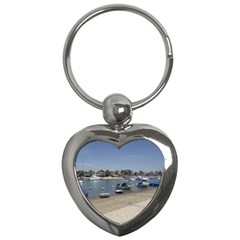 Balboa 3 Key Chains (heart)  by bestdesignintheworld