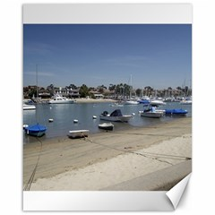 Balboa 3 Canvas 16  X 20   by bestdesignintheworld