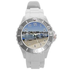 Balboa 3 Round Plastic Sport Watch (l) by bestdesignintheworld