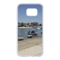 Balboa 3 Samsung Galaxy S7 Edge White Seamless Case by bestdesignintheworld