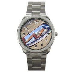 Balboa 4 Sport Metal Watch by bestdesignintheworld