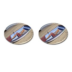 Balboa 4 Cufflinks (oval) by bestdesignintheworld