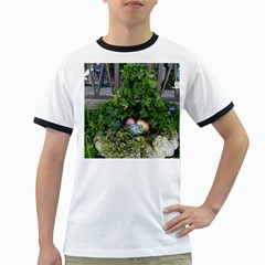 Easter On Balboa Ringer T Shirts