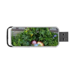 Easter On Balboa Portable Usb Flash (two Sides) by bestdesignintheworld