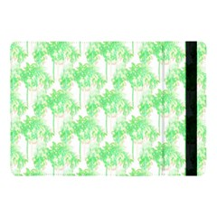 Palm Trees Green Pink Small Print Apple Ipad Pro 10 5   Flip Case by CrypticFragmentsColors