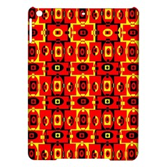 Red Black Yellow 7 Ipad Air Hardshell Cases by ArtworkByPatrick1