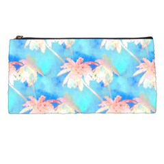 Palm Trees Summer Afternoon Pencil Cases by CrypticFragmentsColors