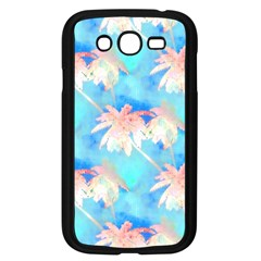 Palm Trees Summer Afternoon Samsung Galaxy Grand Duos I9082 Case (black) by CrypticFragmentsColors