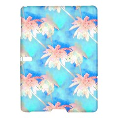 Palm Trees Summer Afternoon Samsung Galaxy Tab S (10 5 ) Hardshell Case  by CrypticFragmentsColors