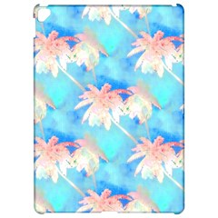 Palm Trees Summer Afternoon Apple Ipad Pro 12 9   Hardshell Case by CrypticFragmentsColors
