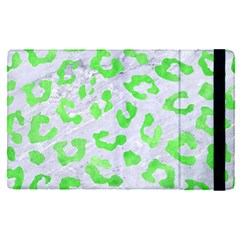 Skin5 White Marble & Green Watercolor Ipad Mini 4