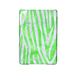 Skin4 White Marble & Green Watercolor (r) Ipad Mini 2 Hardshell Cases by trendistuff