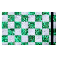 Square1 White Marble & Green Marble Ipad Mini 4 by trendistuff