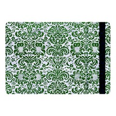 Damask2 White Marble & Green Leather (r) Apple Ipad Pro 10 5   Flip Case by trendistuff