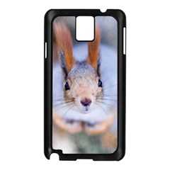Squirrel Looks At You Samsung Galaxy Note 3 N9005 Case (black) by FunnyCow